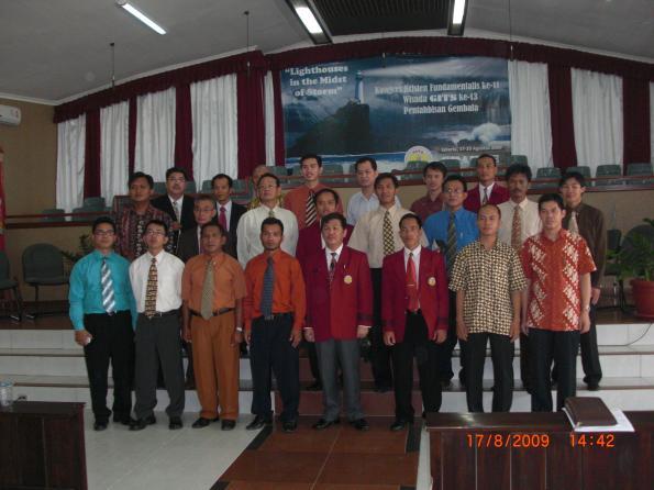 Para Penginjil&Gembala GBIA