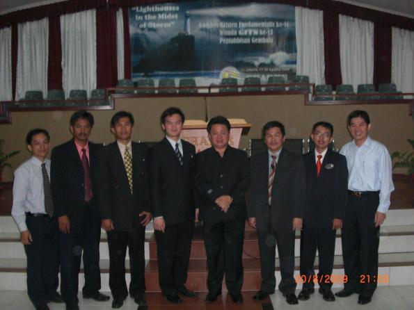 Foto Bersama Pak Walikota Singkawang