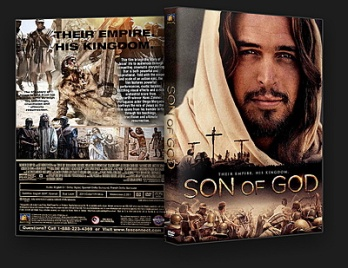 Son of God (2014) DVD Cover