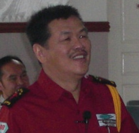 Dr. Suhento Liauw, Th.D