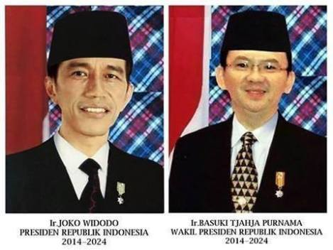 Image result for jokowi ahok