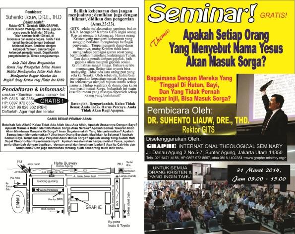 Brosur Seminar Soteriologi 2014 - medium