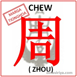 Asal-usul-Marga-Zhou