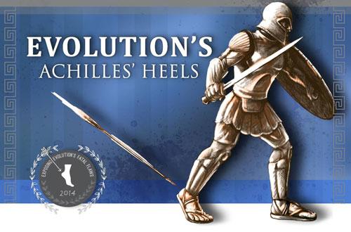 Evolution-achilles-heels