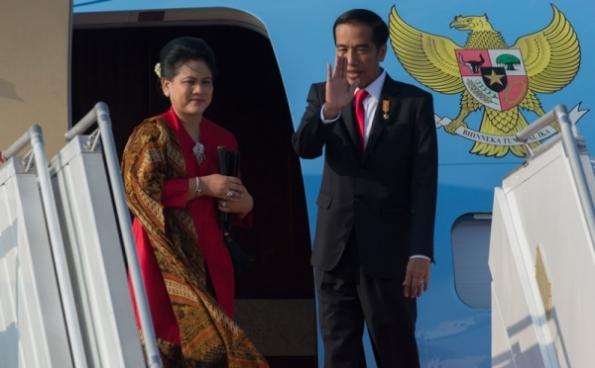 Jokowi-Iriana