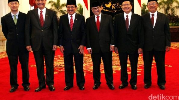 Reshuffle Kabinet Kerja
