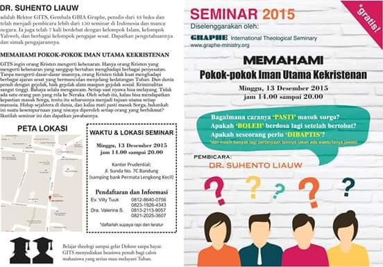 Seminar Bandung