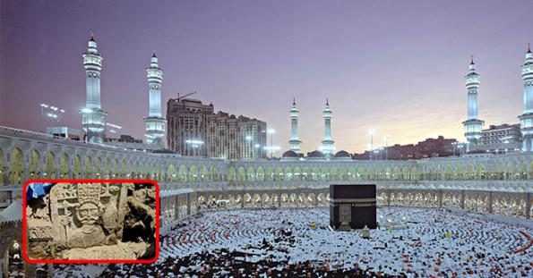 Paul Yule Kota Makkah