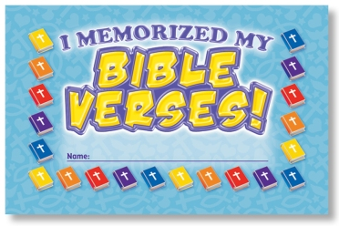 memorize bible